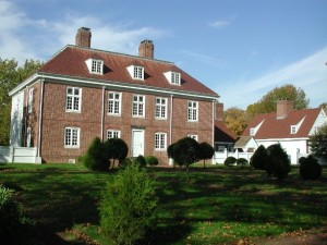 Pennsbury Manor House