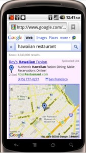 Local Click to call Location Ads