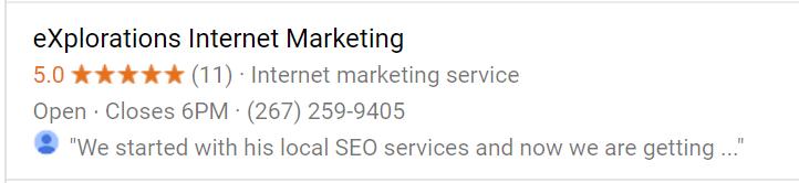 Google SEO expert near me
