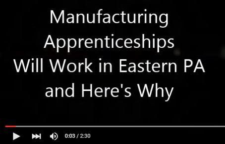 Manufacturing Apprenticeships Will Work