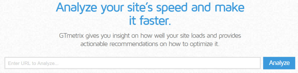 Find Out What Is Slowing Your Website Down